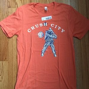 654a6ff9095 Diversity Clothing Co. Tops - Crush City Astros Graphic Tee